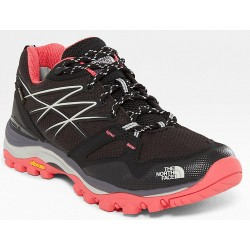 WOMAN BOOTS NORTH FACE HEDGEHOG FASTPACK GTX TNF BLACK/ATOMIC PINK