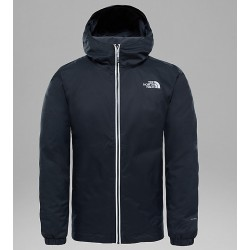 GIACCA UOMO NORTH FACE QUEST INSULATED JACKET TNF BLACK