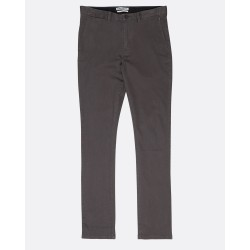 MAN PANT BILLABONG NEW ORDER CHINO PANT RAVEN