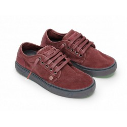 SCARPA SATORISAN HEISEI SUEDE ROSE WOOD/GRAPH