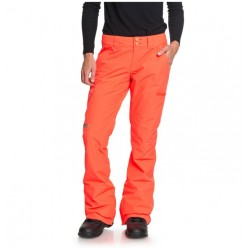 WOMAN SNOWBOARD PANT DC RECRUIT SNOWBOARD PANT EDJTP03019 FIERY CORAL