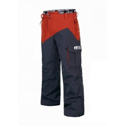 MAN SNOWBOARD PANT PICTURE STYLER PANT DARK BLUE