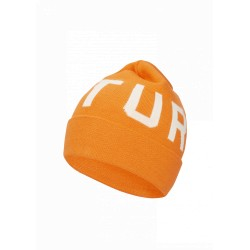 MAN PICTURE BEANIE IGOR ORANGE