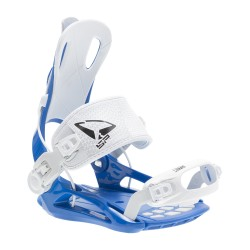 SP FT270 BLUE 2019 MAN SNOWBOARD BINDINGS