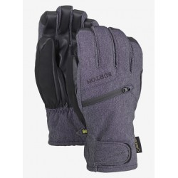 MAN SNOWBOARD GLOVE BURTON GORE-TEX UNDER GLOVE DENIM