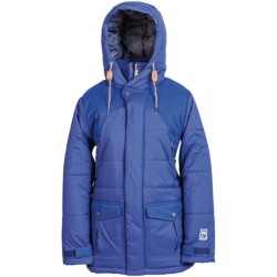 WOMAN SNOWBOARD JACKET NITRO HAZELWOOD JACKET NAVY