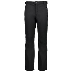 CMP MAN LONG PANT BLACK 3A01487-N