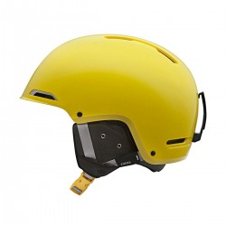 SKI/SNOWBOARD ADULT HELMET GIRO BATTLE YELLOW