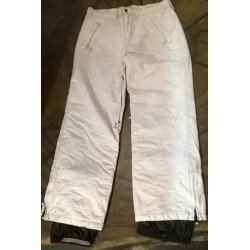 PANTALONE SNOWBOARD UOMO SCORPION BAY NATIONAL PANT ECRU