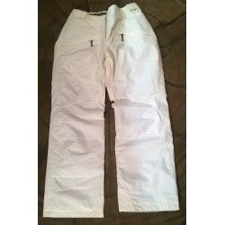 WOMAN SNOWBOARD PANT SALOMON ANGEL PANT WHITE