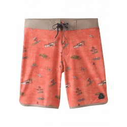 MAN PRANA HIGH SEAS BOARDSHORT MONARCH BIGISLAND