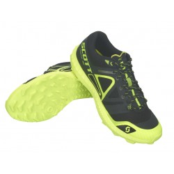 SHOES RUNNING MOUNTAIN SCOTT SUPERTRAC RC BLACK/YELLOW