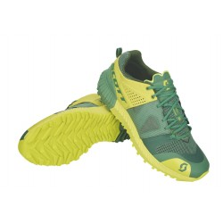 SHOES RUNNING TRAIL SCOTT KINABALU POWER GREEN/YELLOW