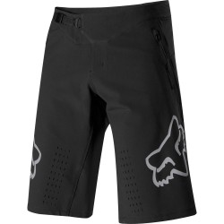 MAN SHORTS DOWNHILL MOUNTAINBIKE FOX DEFEND SHORT BLACK