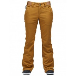 SNOWBOARD PANT AIRBLASTER WOMAN MY BROTHERS PANT CAMEL