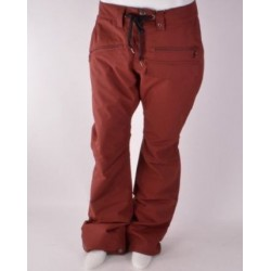 SNOWBOARD PANT AIRBLASTER WOMAN PARTY PANT OXBLOOD