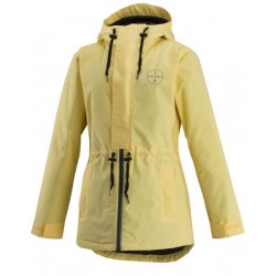 GIACCA SNOWBOARD AIRBLASTER DONNA STAY WILD PARKA PALE YELLOW