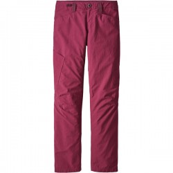 WOMAN PANT PATAGONIA VENGA ROCK PANTS ARROW RED