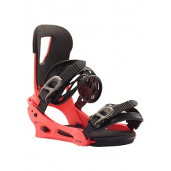 SNOWBOARD BINDING ALL MOUNTAIN BURTON CARTEL RED 2020