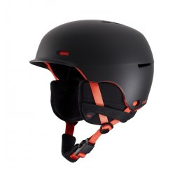 CASCO SNOWBOARD ANON UOMO ANON HIGHWIRE BLACK POP