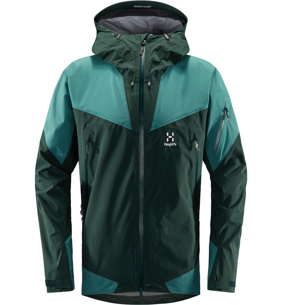 fame Commotion To separate  Giacca Gore-Tex Haglöfs in Gore-Tex 3 strati full optional ...