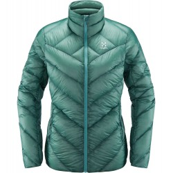 HAGLÖFS L.I.M. ESSENS WOMAN JACKET GLACIER GREEN