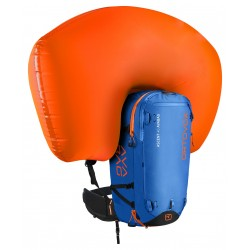 ZAINO ORTOVOX ASCENT 30L AVABAG KIT SAFETY BLUE