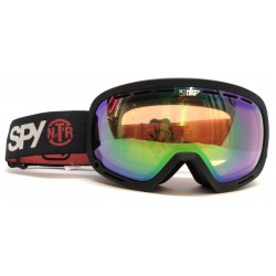 SPY MARSHALL+D.LARSEN SNOW GOGGLE HAPPY SILVER MIRROR/HAPPY LUCID GREEN
