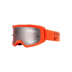 MASCHERINA BICI UOMO DOWNHILL MOUNTAIN BIKE FOX MAIN GAIN GOGGLE - FLUO ORANGE
