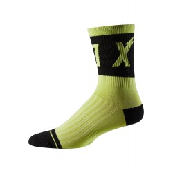 "FOX 6"" TRAIL SOCKS WURD SULPHUR"