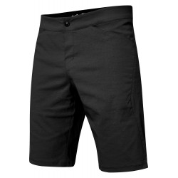 MAN SHORTS DOWNHILL MOUNTAIN BIKE FOX RANGER LITE SHORT BLACK