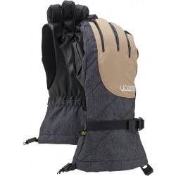 BURTON APPROACH GLOVE SANDSTRUCK / DENIM