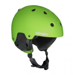 CASCO KALI MAULA SNOW JUNIOR SOLID GREEN