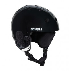 CASCO KALI MAULA SNOW JUNIOR SOLID BLACK