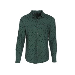 VOLCOM TREEBIRD LONG SLEEVE EMERALD GREEN