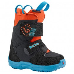 BURTON MINI-GROM WEBSLINGER BLUE BOOTS
