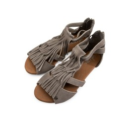 VOLCOM BACKSTAGE SANDAL GREY