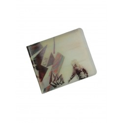VOLCOM COLLAGE WALLET CLEAR