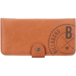 BILLABONG GOING COASTAL WALLET SAHARA