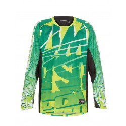 ZIMTSTERN BAGUZ LONG SLEEVE MEN BIKE JERSEY JUNGLE