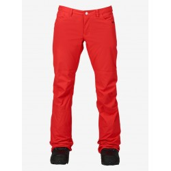 PANTALONE SNOWBOARD DONNA BURTON TWC ON FLEEK PANT CORAL