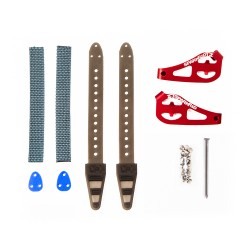 TAILCLIPS SPARK SPLITBOARD RED