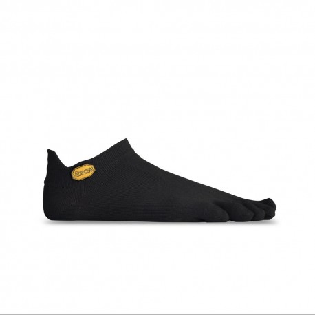 CALZE CINQUE DITA VIBRAM ATHLETIC NO SHOW BLACK