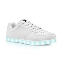 WIZE & OPE THE LIGHT WHITE SNEAKERS