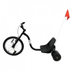 SLIKE DTS-1 DRIFT TRIKE BLACK