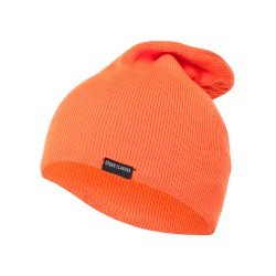 NEON LONG BEANIE ORANGE