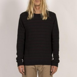 MAN VOLCOM SWEATER NEWSTONE NAVY