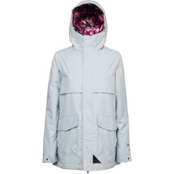WOMAN SNOWBOARD JACKET L1 PREMIUM GOODS JUNO JACKET POWDER