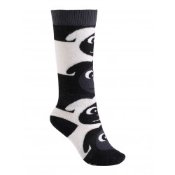 CALZA BIMBO BURTON MINI SHRED SOCK BLACK SHEEP