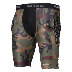 MAN BURTON TOTAL IMPACT SHORT HIGHLAND CAMO
